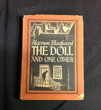 1946 The Doll and the Other One Algernon Blackwoo Arkhan House 1st Ed lovecraft