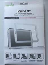 Moshi White Clear iVisor XT Samsung Galaxy Note 8.0 Washable Screen Protector