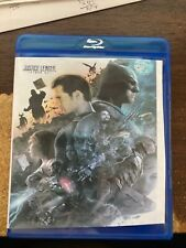 New listing Dc Justice League The Snyder Cut Blu-ray Ben Affleck