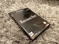 Resident Evil complete PAL Nintendo Gamecube