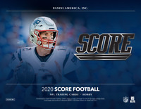 2020 Panini Score NFL 1 Hobby Box Random Team Bonus Break