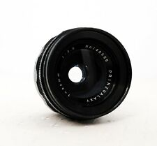 Vintage PRINZGALAXY 35mm 3.5 Wide Angle Prime Lens for M42 fit 12 Blades