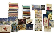 NEW~53 Christmas & 9 Greeting Cards~Matching Envelopes Assorted Designs+Xmas CD