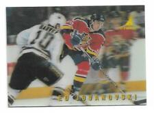 1996-97 McDONALD'S PINNACLE ICE BREAKERS # 6 ED JOVANOVSKI !!