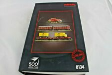 8134 Märklin -500 Jahre Post-  Zug-Set mini-club Spur Z +Top+