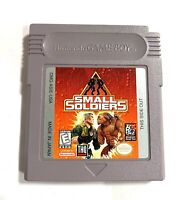 Small Soldiers Original Nintendo Gameboy Clean Tested Authentic! Very Good Cond.