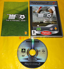 THIS IS FOOTBALL 2005 Ps2 Versione Ufficiale Italiana Platunum TIF ○○○○ COMPLETO