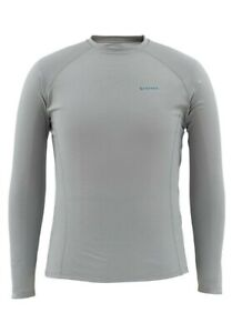 SIMMS WaderWick Core Crewneck Base Layer Top UPF30+. Boulder S, M, L, XL, XXL