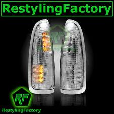F250+F350+F450+F550 Super Duty 2003-2007 Side Mirror Light LED CLEAR FORD New