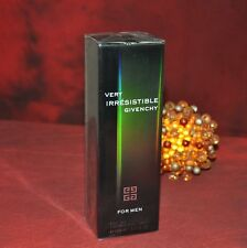 GIVENCHY VERY IRRESISTIBLE FOR MEN EDT 100ml, DISCONTINUED, RARE, NEW, SEALED