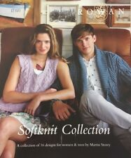 Rowan Softknit Collection Pattern Book - 16 designs  for Women and Men