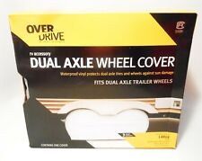 "Classic Accessories Dual Axle Wheel Covers (Grey) 66"" L X 8"" W X 30"" H"