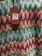 NEW with Tag MISSONI MARE Bathing Suit Beach Cover Up Size 40