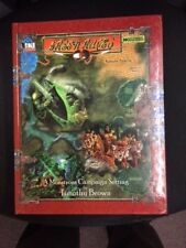 d20 RPG Green Races Monstrous Campaign Setting Fast Forward Entertainment