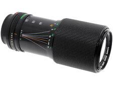 Canon zoom FD 70/210mm. f4. Utilizzabile su digitali. Garanzia 12 mesi.