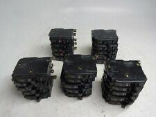 Lot of 25 Square D 1 Pole 20 Amp Circuit Breaker Qob120Vh 22K Aic 1P 20A