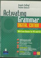 ACTIVATING GRAMMAR DIGITAL EDITION, LONGMAN PEARSON COD:9788883390685