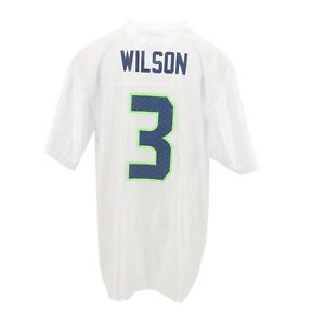Seattle Seahawks Russell Wilson  #3 official NFL Youth Size Jersey New with Tags