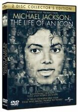 Michael Jackson The Life of an Icon 5050582851632 DVD Region 2