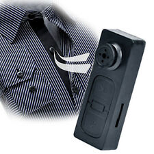 HD Mini DVR Button Pinhole Spy Camera Hidden Video Recorder DV Camcorder Beamy