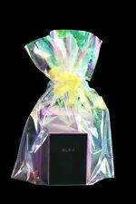 Clear Cellophane Small Drawstring Gift Bag THE Quickest way to wrap a gift