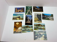 Vintage Lot Of Chattanooga Tennesse Postcards