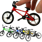 Mini BMX Bicycle Toy Excellent Finger Mountain Bike Creative Gift Workmanship