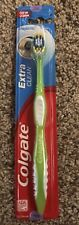 Colgate Extra Clean Toothbrush Firm Green Circular Power Bristles