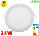 Downlight panel LED Circular 24W Mejor Precio