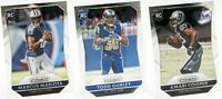 2015 Panini Prizm Base Set Singles NFL Football Trading Sports Cards #151-300