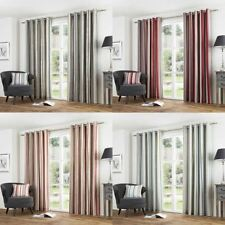 Curtina Polyester Eyelet Top Curtains
