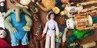 Vintage Original Kenner Star Wars Action Figure Grab Bag Lot 1977-1984 4,6,9,12