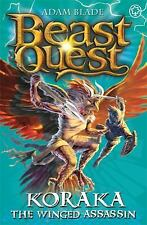 NEW - Beast Quest: 51: Koraka the Winged Assassin by Blade, Adam