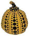 New Yayoi Kusama Yellow/Red Dots Pumpkin Object w/Box bought in Japan