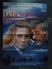 LEBEWOHL, FREMDE - Filmplakat A1 - Tevfik Baser - Grazyna Szapolowska, M. Kenter
