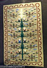 NAVAJO RUG TREE Of LIFE CLEO DAVIS