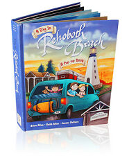 Rehoboth Beach Children's Pop Up Book - NEW - NOW on SALE! Wonderful Gift!