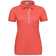 Kjus Damen Poloshirt Sanna - flame, Größe: 42, Neu!