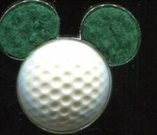 Mickey Mouse Icon Golf Ball Disney Pin 89604