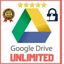 Unlimited Google Drive for your existing account.(Shared Drive).