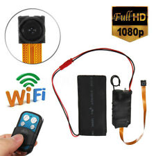 1080P HD MINI SPY CAMERA ESPION CACHE SANS FIL DETECTION DE MOUVEMENT MODULE