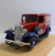 Véhicules miniatures Eligor pour Citroën