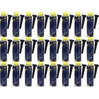 24x300ml MANNOL 9981 Kraftstoffadditiv Injector Cleaner Einspritzsystem Reiniger
