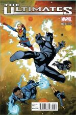 The Ultimates #3 1:25 Sprouse Variant