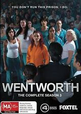 Wentworth : Season 3 DVD - NEW & Sealed - R4 AUS