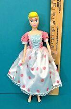 "Disney Thinkway Toy Story Little Bo Peep 11"" Poseable Doll Dress Pixar 1995"