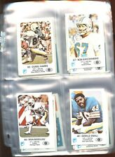 1981 1984 1985 1986 Miami Dolphin NFL Football Police Safety Sets 4 Different NM