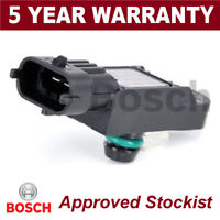 Bosch MAP Sensor Manifold Absolute Air Pressure 0281002996