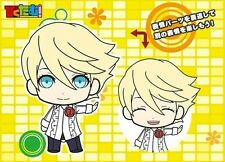 Persona 4 Piktam Boys Teddy Human Rubber Phone Strap Anime Manga MINT