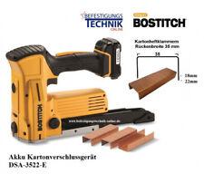 BOSTITCHDSA-3522-E Akku-Kartonverschlusshefter